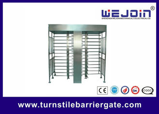 China Stainless Steel Full Height Access Control Turnstile Gate CE Approved fábrica