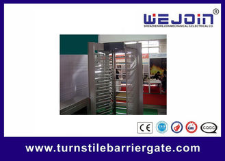 China Electronic pedestrian barrier gate / Subway Access Control Turnstile Gate fábrica