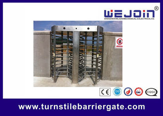 China Outdoor Automatic Turnstiles security entrance gates Bi - directional fábrica