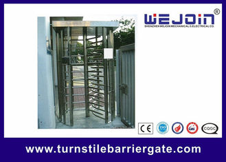 China Flexible High Speed Access Control Turnstile Gate Pedestrian security Systems fábrica