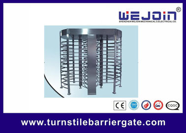 China Single / Double optical turnstile entry systems pedestrian access control fábrica