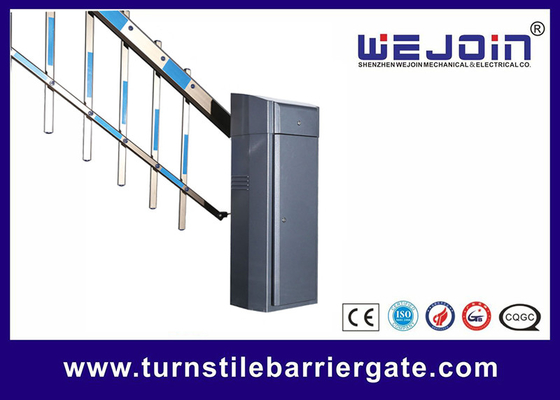 High speed fence arm barrier gate for car parking management access control